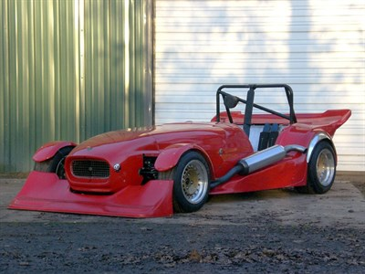Lot 33 - c.1992 Westfield SE Race Car