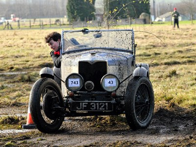 Lot 12 - 1932 Riley 9 Special