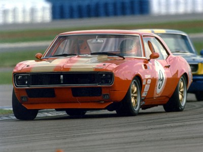 Lot 24 - 1967 Chevrolet Camaro Z-28 SS Race Car