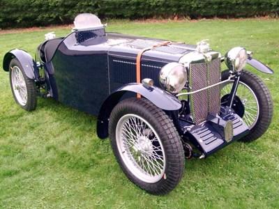 Lot 21-1936 MG TA Special