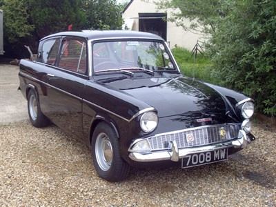 Lot 15 - 1962 Ford Anglia 105E