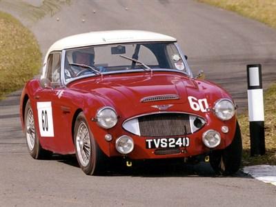 Lot 47-1962 Austin-Healey 3000 MKII