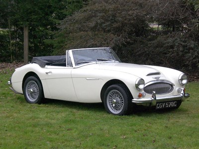 Lot 54 - 1965 Austin-Healey 3000 MKIII