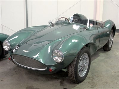 Lot 38 - 1969/2006 Aston Martin DB3S Evocation