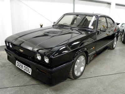 Lot 41 - 1986 Ford Capri Tickford Turbo
