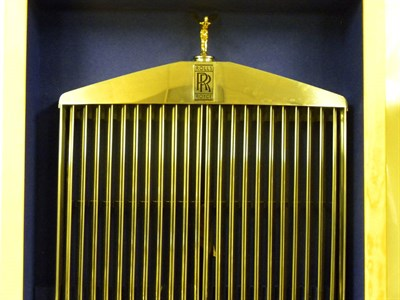 Lot 300 - Rolls-Royce Radiator Grille