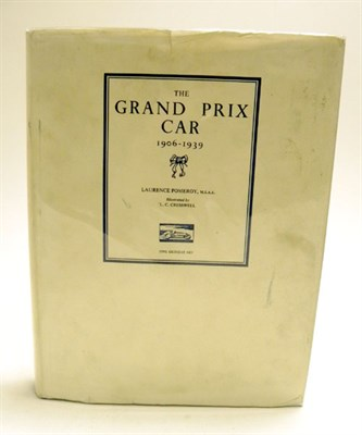 Lot 105 - 'The Grand Prix Car 1906 - 1939'