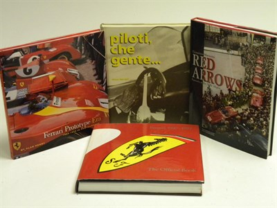 Lot 108 - Four Ferrari Books