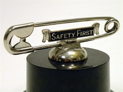 Lot 312 - MG 'Safety Pin' Mascot