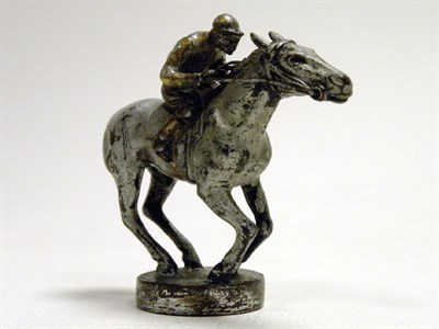 Lot 317 - Jockey & Racehorse Accessory Mascot