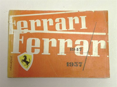 Lot 100 - Ferrari Yearbook