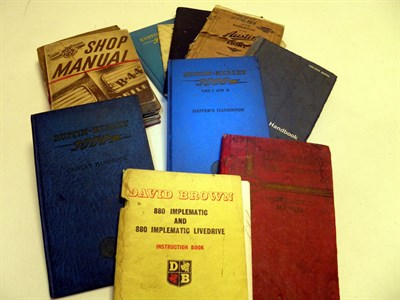 Lot 146 - Assorted Literature