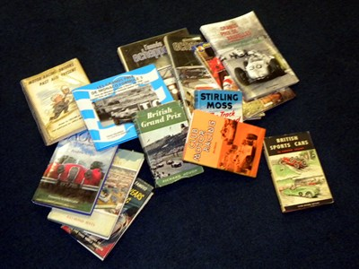 Lot 148 - Quantity of Motoring Books
