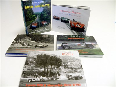Lot 152 - Five Books by Chris Nixon