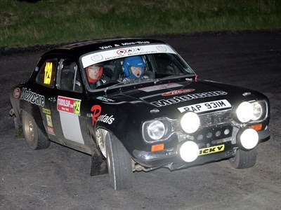 Lot 61 - 1974 Ford Escort MKI Rally Car