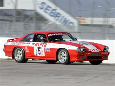 Lot 62 - 1984 Jaguar XJ-S 6.0 HE Race Car