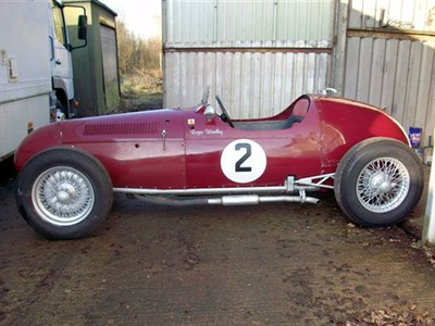 Lot 13 - 1947 Emeryson Single Seater