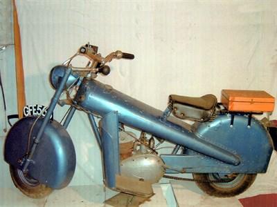 Lot 15-1951 Bond Mini Bike