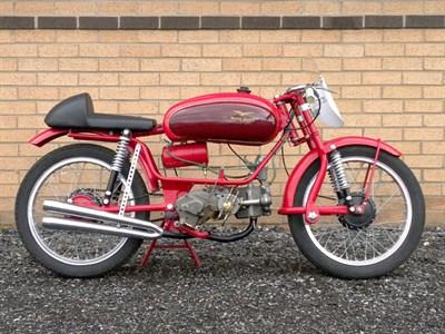 Lot 16-Moto Guzzi Cardellino Special