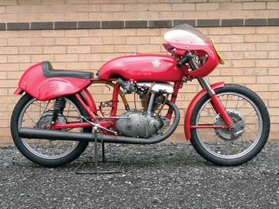 Lot 16 - 1957 Ducati GP 125