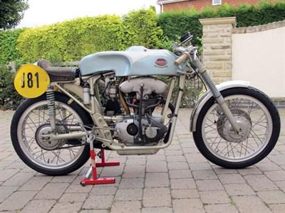 Lot 24-1956/57 Mondial GP 125