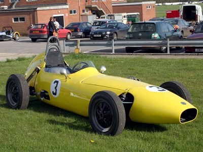 Lot 68 - 1959 Elva 100 Formula Junior
