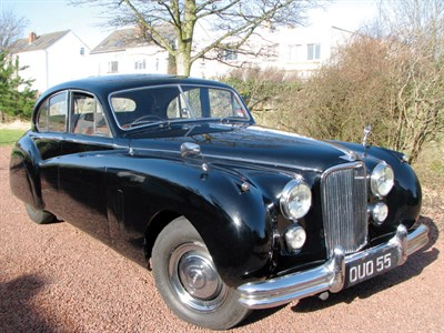 Lot 38-1952 Jaguar MK VII