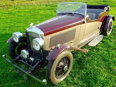 Lot 58-1936 Bentley 3.5 Litre Special
