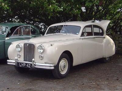 Lot 17-1951 Jaguar MK VII