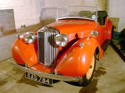 Lot 14-1948 Sunbeam-Talbot Ten Tourer