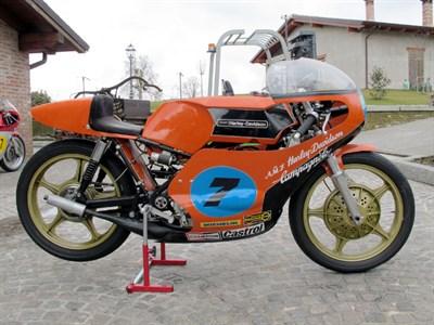Lot 5 - 1974 Aermacchi-Harley Davidson RR350