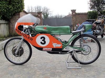 Lot 3 - 1980 Van Veen Kriedler 50cc