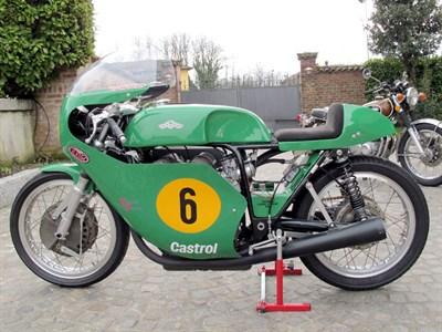 Lot 10 - c.1971 Paton GP 500