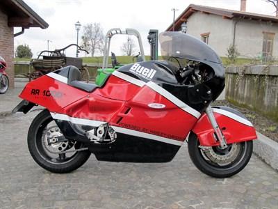 Lot 12 - 1986 Buell RR1000