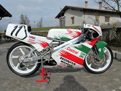 Lot 25 - 1991 Honda RS125