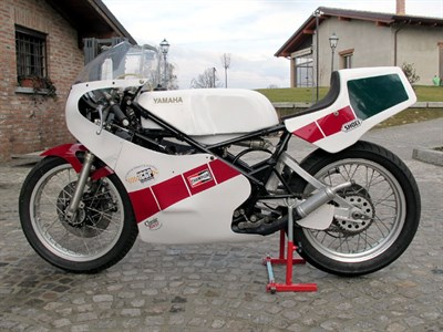 Lot 19 - 1983 Yamaha TZ250K