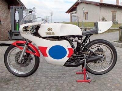 Lot 11 - 1978 Yamaha TZ350E