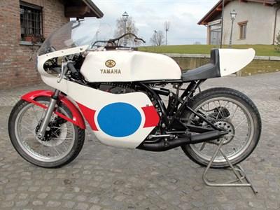 Lot 4 - 1977 Yamaha TZ250D