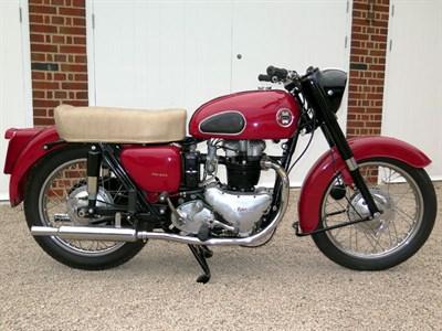 Lot 89-1958 Ariel Huntmaster