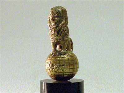 Lot 301 - MGM Lion Accessory Mascot