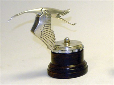 Lot 321-Hispano Suiza Stork Mascot