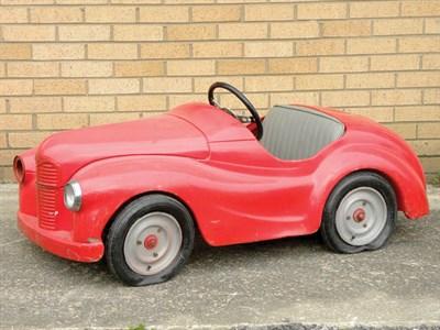 Lot 203 - Austin J40 Pedal Car