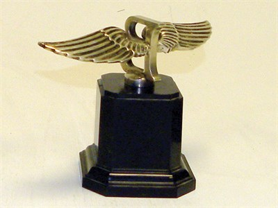 Lot 332-Bentley 'Winged B' Mascot