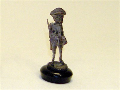 Lot 333-Old Bill Accessory Mascot