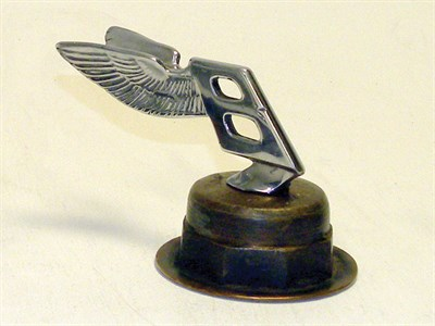 Lot 340-Bentley Rearward Leaning 'B' Mascot