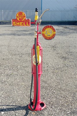 Lot 702-A Restored Petrol Pump