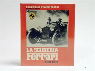 Lot 108 - La Scuderia Ferrari 1929 - 1939