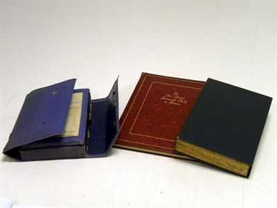 Lot 113-Three American Motoring Books