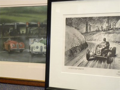Lot 505-Two Artwork Prints