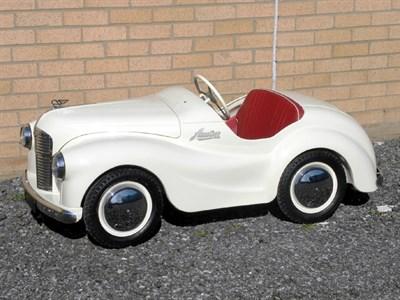 Lot 201 - Austin J40 Pedal Car